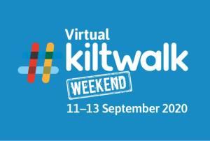 virtual kiltwalk weekend
