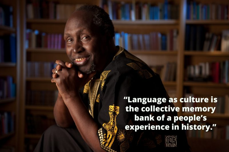 nguo african writer creative conversations