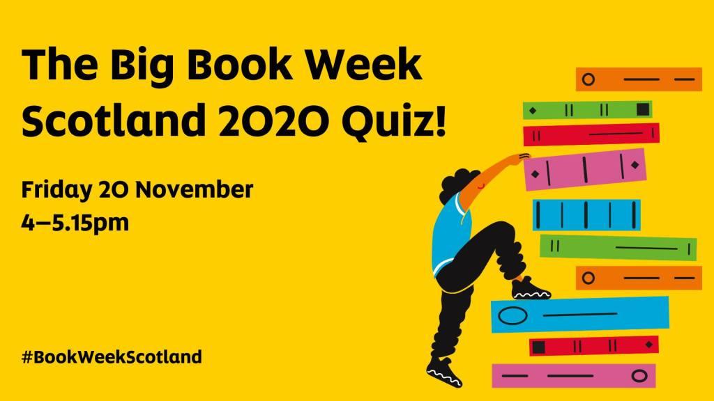 big book week scotland quiz