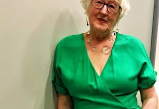 finola scott green dress