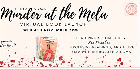 murder at the mela launch