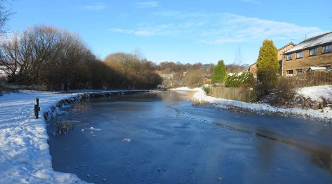 The Canal at Anniesland