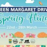 Spring Fling Queen Margaret Drive