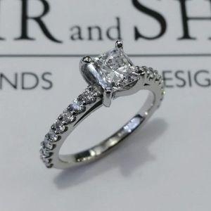 diamond ring b s