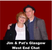 jim and pats west end chat podcast image
