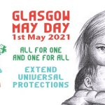 Glasgow Trade Union May Day 2021
