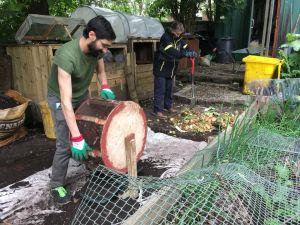 woodlands composting