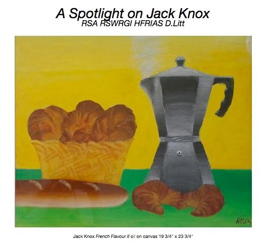 spotlight on jack knox