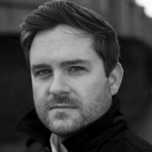 Writer Alan Gillespie