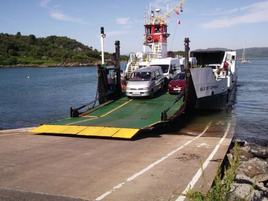 ferry tarbert