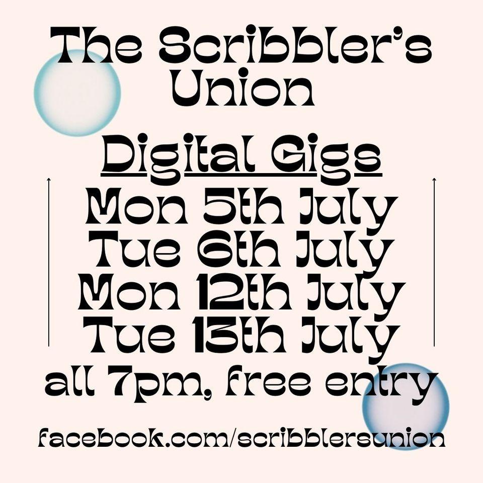 scribblers gig