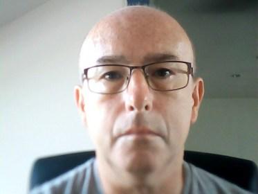 Selfie of me carlos alba