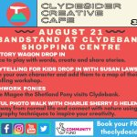 Clydeside Creative Cafe - Out and About in Clydebank