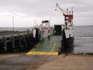 ferry to gigha