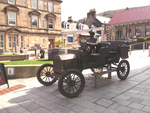fort william model ford t