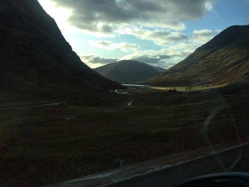 mountains-glencoe wully davidson