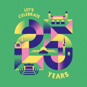 west end festival lets celebrate 25 years