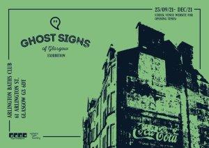 ghost signs exhibition arlington