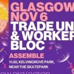 COP26 Glasgow Trade Union and Workers Bloc