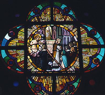 Forschungsstelle Glasmalerei des 20 Jahrhunderts eV