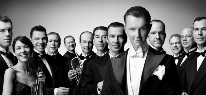 "Max Raabe: ""If you see us on stage, you imagine it's in a black and white talking picture from the thirties"""