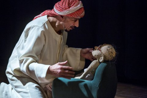 """Sabri Saad el Hamus: """"Waar ter wereld ik ook ben, als mijn moeder belt dan neem ik op"""""""