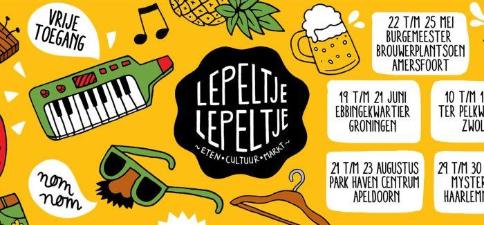 Festivals 2015   Lepeltje Lepeltje