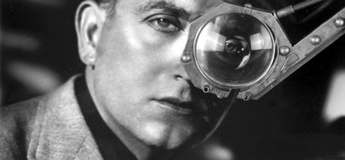 "Julian Hanich: ""Fritz Lang, in a way, was an expressionist filmmaker, but then he was so much more."""