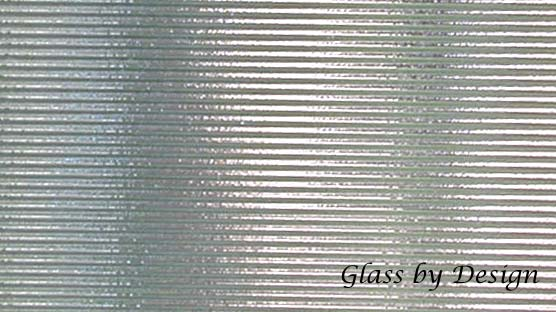 Clear Colorless Textured Privacy glass