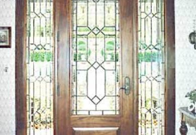 Antique Interior Doors With Glass