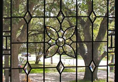 Custom Stained Glass Windows And Doors Leaded Beveled
