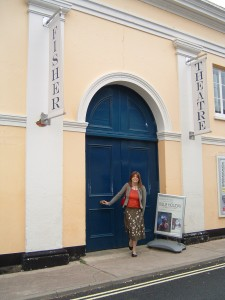 Bungay Theatre Doors