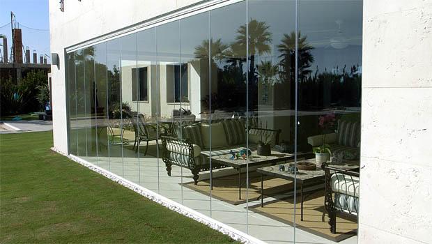 rideau de verre le nouveau concept de