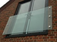 Glass Juliet Balconies - Glass360 - Specialist and Bespoke ...