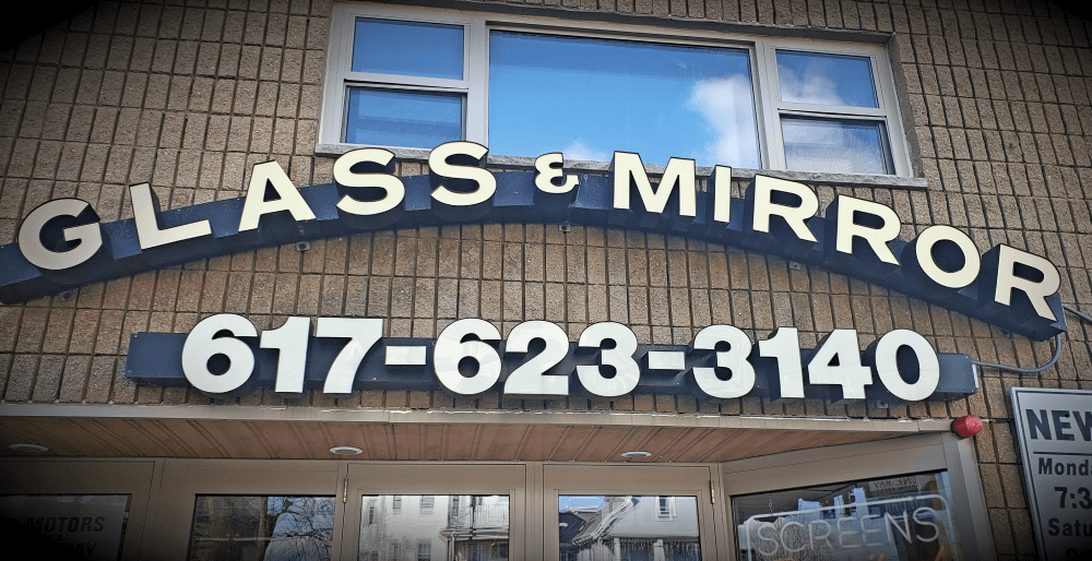 General Glass, Mirrors, Shower Doors & Windows - Glass & Mirror