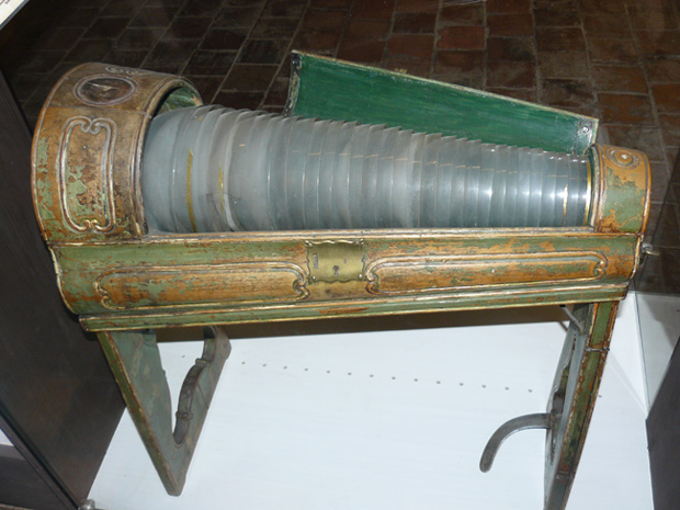 The Glass Armonica  Benjamin Franklins Magical Musical