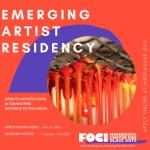 Foci Minnesota Center for Glass Arts - Local Emerging Artist Residency