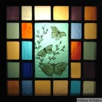 Leadlight and stained glass creation