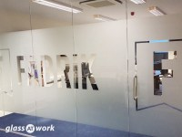 Glass Partitioning at Fabrik (Benfleet, Essex): Glass