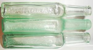 Chas H. Fletcher's bottles