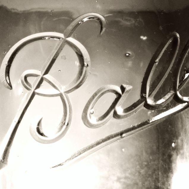 Ball cursive mark