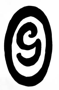 "Gallo Glass Company trademark. ""G inside an Oval"""