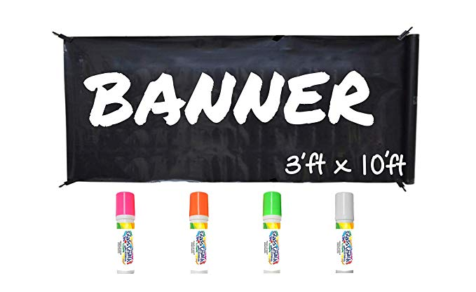 banner kit by glass