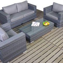 Rattan Sofa Set Uk Leather Throw Pillows Platinum Small Dining Furniture