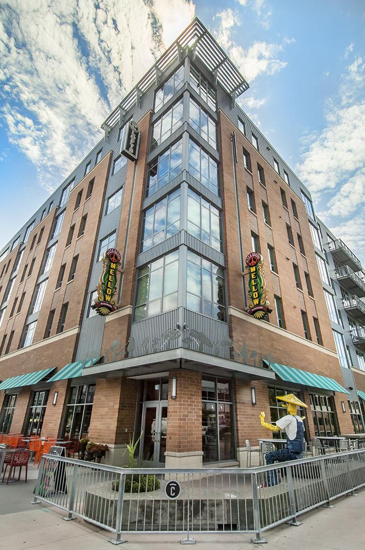 canopy lofts & Canopy Street Lofts | Glass Edge Inc.