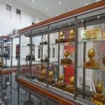 UNL trophy case