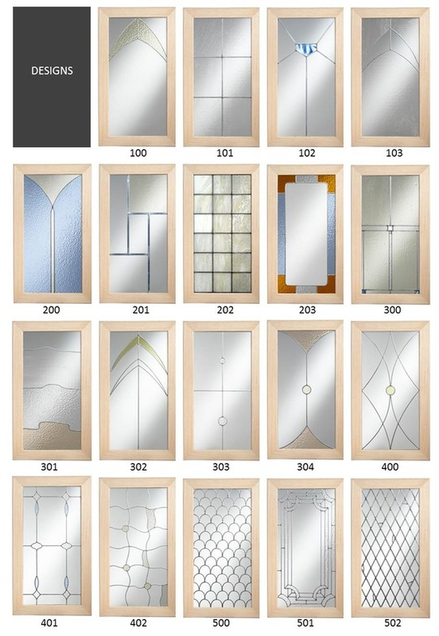 Leaded Glass Cabinet Doors: See many design ideas for your