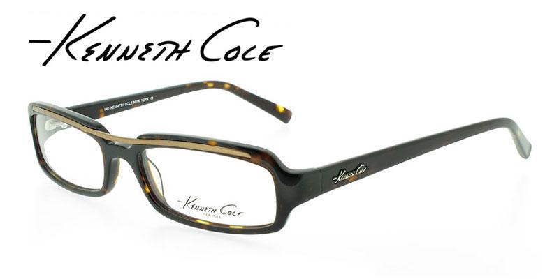 802c763e165 Kenneth Cole Kc0127 Tortoise Shell Designer Prescription Glasses