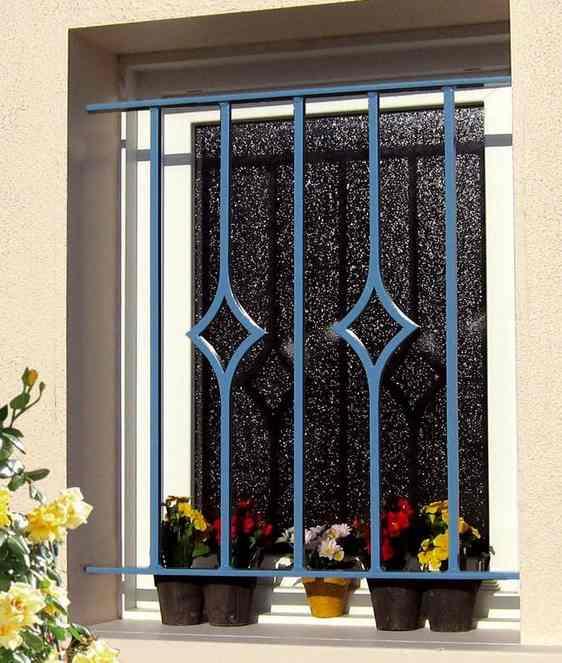 grille de protection et grille de defense. Black Bedroom Furniture Sets. Home Design Ideas
