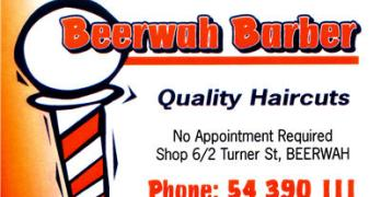 Beerwah Business Cards 2008